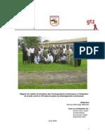 0808 VIH Mainstreaming Formation