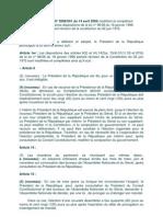 Loi révision Constitution