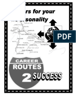 Myers-Briggs for Careers