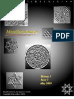 Manifestationem Volume 1 Issue 3