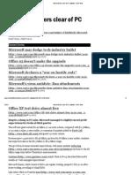 Microsoft steers clear of PC slowdown - CNET News.pdf