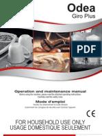 Saeco User Manual.PDF