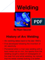 Arc Welding- Introduction and Fundamentals