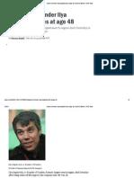 Yandex co-founder Ilya Segalovich dies at age 48 _ Internet & Media - CNET News.pdf