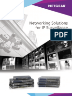 IP Video Surveillance - Networking Solution Guide_Q313