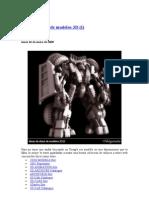 Bases de Datos de Modelos 3D