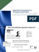 Algo Trading Presentation