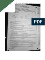 Scofyl Icd 2 Exam Set a b 2009