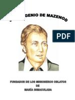 Comic sobre San Eugenio de Mazenod