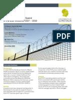 East Midlands Prison MH Spend