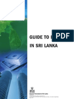 Investment Guide of sri lanka