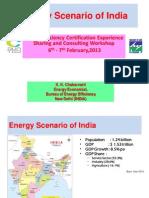 01 India Energy Scenario