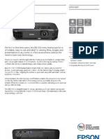 EBS02 manul of projector