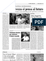PER IL CIRCOLO VILLANI E' TIRO AL BERSAGLIO CONTRO IL MADDALONI