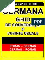 curs limba germana Text