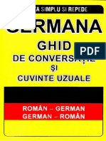 curs limba germana Text