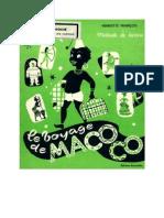Langue Française Lecture Courante Le voyage de Macoco Bourrelier 1959
