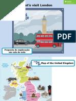 Powerpoint Sobre UK e London