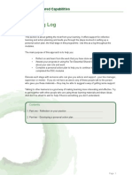 ESC Appendix a the Learning Log
