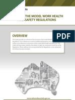 Guide Model WHS Regulations