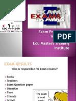 Exam Preparation Techniques