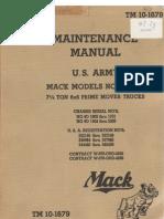 TM 10-1679 MACK NO02,3 &6