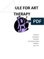 Module for Art Therapy