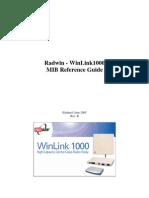 Radwin Mib Reference