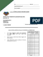 62322885 Percubaan PMR 2011 Sabah Math 2