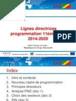 Presentation Lignes Directrices 11eme Fed 15032012 Fr