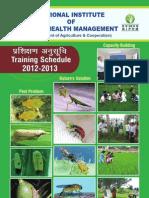 1-TrgSchd-NIPHM-2012-13