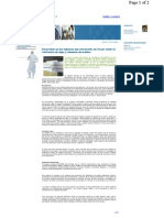 Noticia en FEDIT sobre proyecto CELLUWOOD (julio 2013)
