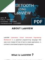 Bluetooth Using Lab View.pptx