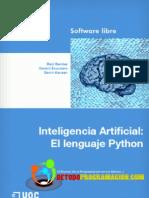 Inteligencia Artificial Avanzada El Lenguaje Python