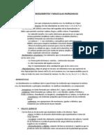Tema 1 - Bioelementos y Moleculas Inorganicas