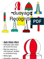 Buoyage Recognition