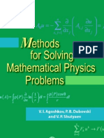 Methods for Solving Mathematical Physics Problems 1904602053