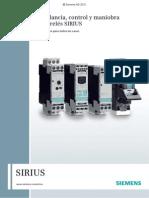 Siemens-Reles de Vigilancia