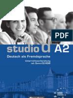 Studio d a2 Unterrichtsvorbereitung