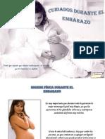 Consejeria Cudados Durante El Embarazo