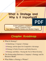 CH 1 What is Strategy 14th