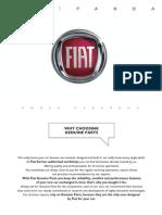 Fiat Panda Handbook