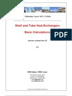 Heat Xchanger Design