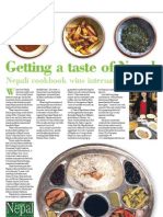 Amazing recipes from Nepal