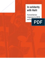 In Solidarity with Haiti (a SOLIDAR publication)