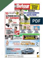 LE BUTEUR PDF du 21/05/2009