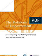 The Relational Basis of Empowerment