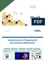 Arquitecturas de Programacion Para Sistemas Multinucleo