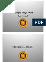 Wangka Maya AGM 2008