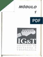 Módulo Basico 1 - IGeT Miname